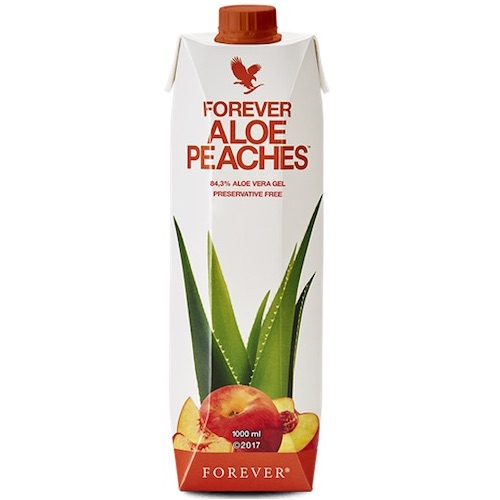 Forever Aloe Vera Peaches