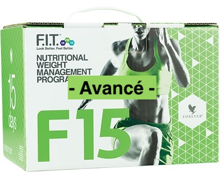 Programme F15 Avancé