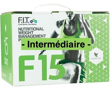 Programme F15 Intermédiaire