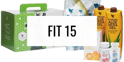 programme fit 15 forever